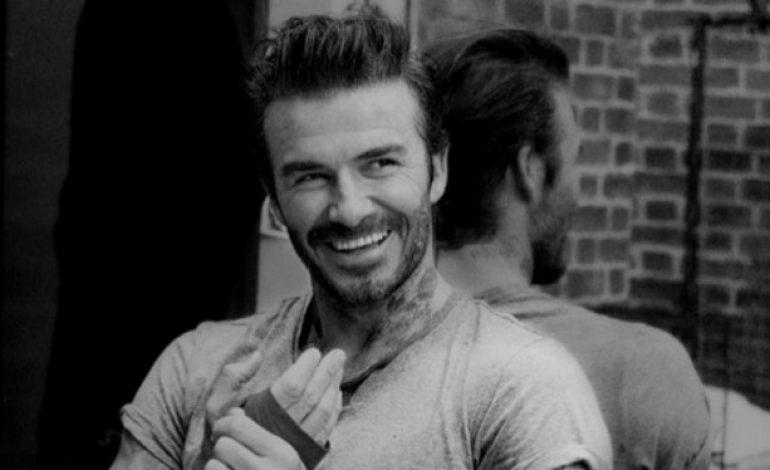 Beckham Pamer Skill Jadi Tukang Cukur