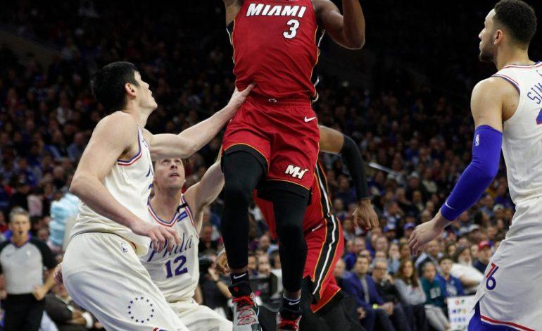 NBA: Dwyane Wade Isyaratkan Belum Mau Gantung Sepatu