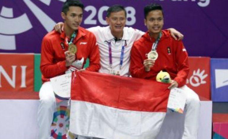 Melebihi Uang Miliaran Rupiah, Ini Hadiah Terindah yang Didapatkankan Atlet Bulu Tangkis Indonesia di Asian Games 2018