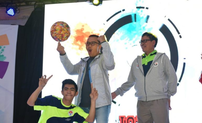 Menpora Yakin Olahraga Ekstrem Terus Berkembang di Indonesia