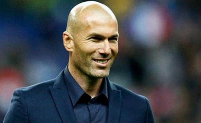 Legenda Prancis Janji Makan Tikus Jika Zidane ke MU