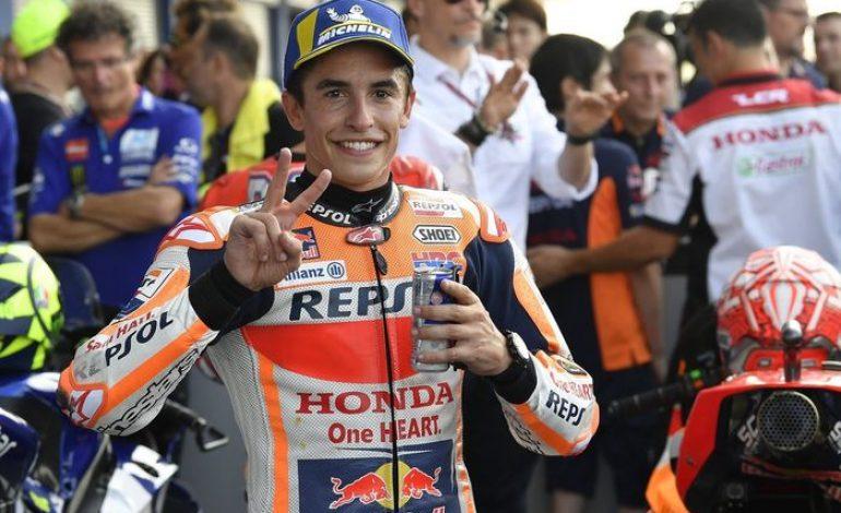 Jarang yang Tahu, Marc Marquez Cetak Sejarah Ini di MotoGP Thailand
