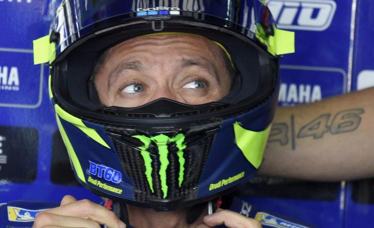 Rossi Masih Betah di MotoGP