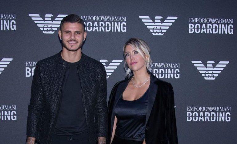 Dapat Kado Lingerie dari Mauro Icardi, Model Asal Argentina Ini Langsung Unggah Video Hot