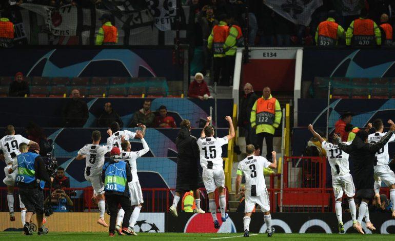 Bungkam MU, Rencana Juventus Berjalan Lancar