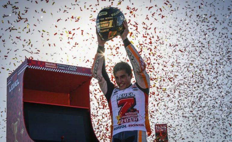 Ada Pembalap yang Kesal Marc Marquez Menang di MotoGP Jepang