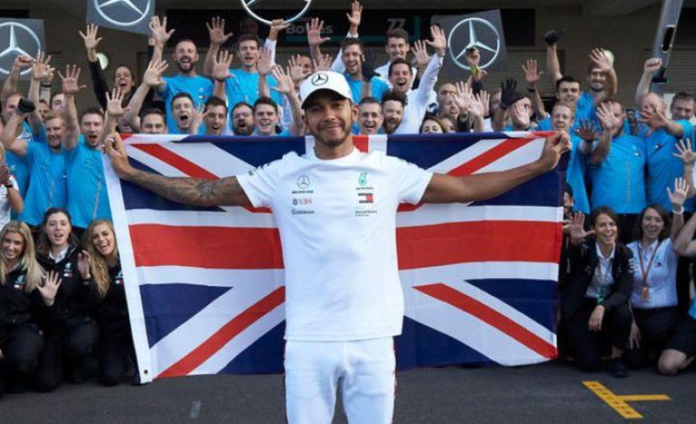 Lewis Hamilton Juara Dunia F1, Wartawan Minta Selidiki Mobil Mercedes