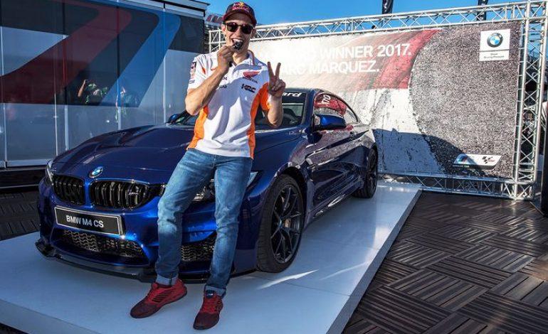 Gagal Finis MotoGP Australia, Marc Marquez Tetap Dapat Hadiah Mobil Mewah