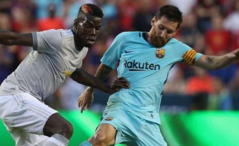 Pogba dan Messi Nongkrong Bareng di Dubai, Apa yang Dibicarakan?