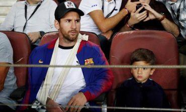 Modric Raih Gelar Ballon d'Or, Messi Pilih Foto bersama Anak