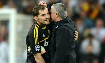 Casillas Minta Mourinho Tinggalkan Kursi Pelatih Manchester United