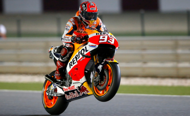 KTM Masih Berhasrat Boyong Marc Marquez