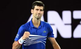Novak Djokovic Tantang Nadal di Final Australia Terbuka 2019