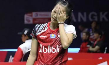 Fitriani Tumbang, Tunggal Putri Indonesia Rontok di Babak Kedua