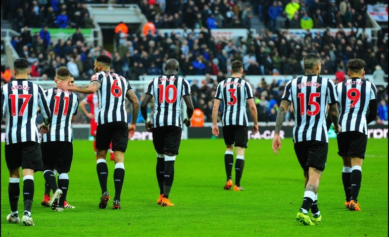 Newcastle United Runtuhkan Kedigdayaan Manchester City