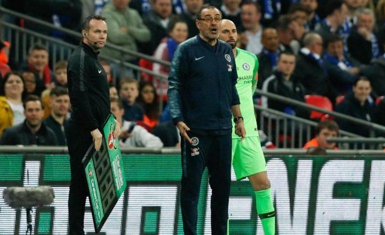 3 Pemain Chelsea yang Memiliki Hubungan Buruk dengan Maurizio Sarri