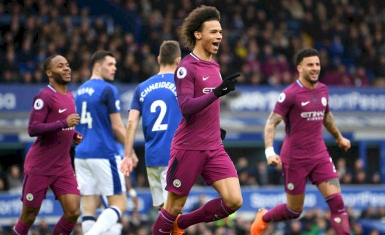 Hadapi Everton, Machester City Berpotensi Kudeta Liverpool