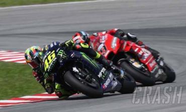 Rossi Puji Kecepatan Ducati di Uji Coba Pramusim MotoGP 2019