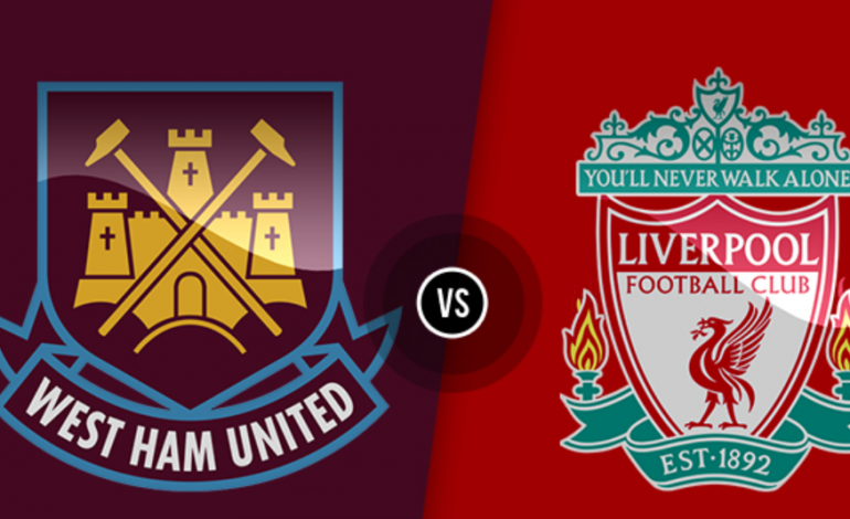 Preview West Ham United vs Liverpool: Jaga Momentum di Puncak