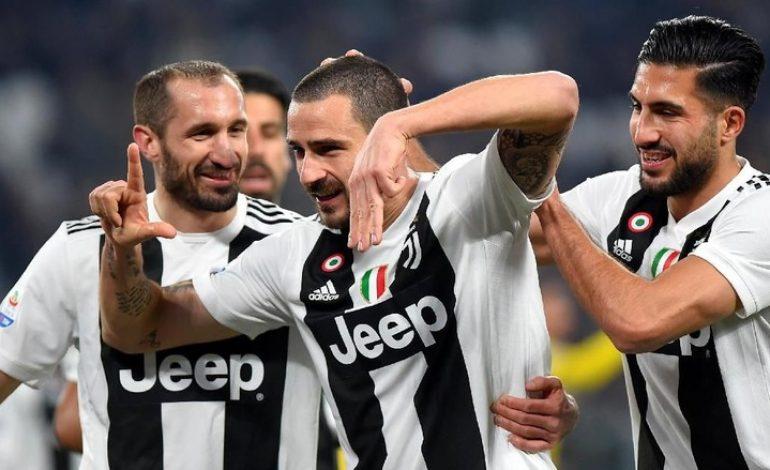 Juventus Siap Berikan 'Pukulan Terakhir' ke Napoli