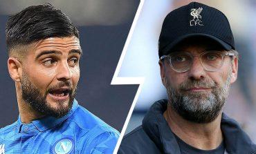 Pelatih Liverpool Buat Pernyataan Resmi Soal Lorenzo Insigne