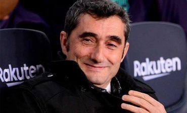 Jamu Man United, Valverde Tak Ingin Barcelona Bernasib Sial