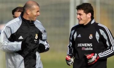 Casillas Bandingkan Sosok Zidane dengan Vicente del Bosque