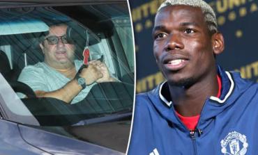 Dari Manchester, Agen Pogba Bergerak Menuju Madrid