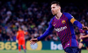 Trent: Tidak Usah Terlalu Menghormati Messi