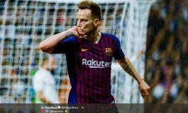 Lagi, Man United Kontak Barcelona Guna Datangkan Ivan Rakitic