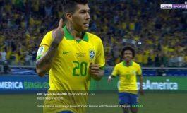 Hasil Copa America - Messi Sial Terus, Brasil Lolos ke Final Tanpa Kebobolan