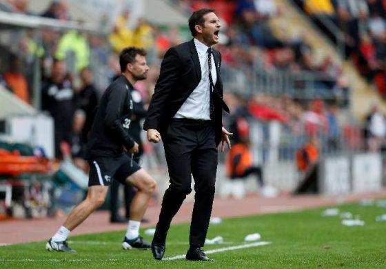Chelsea Resmi Perkenalkan Frank Lampard Sebagai Manajer