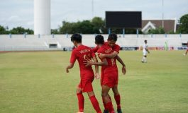 Piala AFF U-15 2019 : Indonesia U-15 5-0 Myanmar U-15