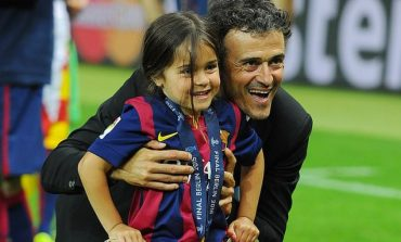 Putri Luis Enrique Meninggal Dunia di Usia 9 Tahun karena Kanker Tulang