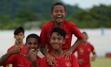 Hasil Pertandingan Timnas Indonesia U-15 vs Timnas Vietnam U-15: 0-0 (Pen 3-2)