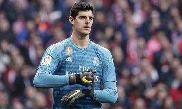 Courtois Cuek Hadapi Kritikan Fans Madrid