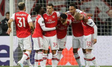 Hasil Pertandingan Eintracht Frankfurt vs Arsenal: Skor 0-3