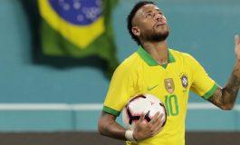 PSG Konfirmasi Neymar Bakal Absen Hingga Empat Pekan