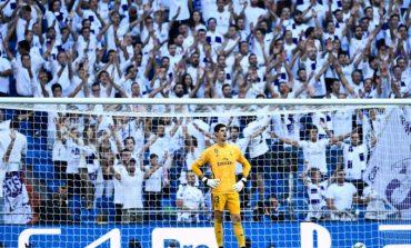 Real Madrid Bantah Courtois Kena Gangguan Kecemasan
