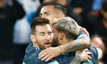 Hasil Pertandingan Argentina vs Uruguay: Skor 2-2