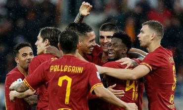 Hasil Pertandingan AS Roma vs Brescia: Skor 3-0