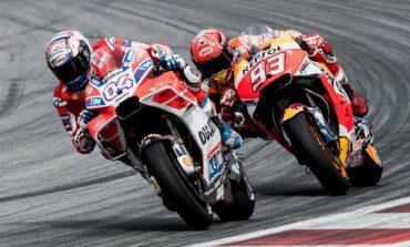 Dovizioso Pikirkan Cara Kalahkan Marquez Yang Memang Rumit