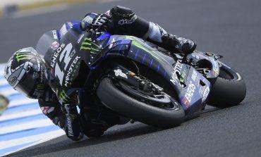 Yamaha Dominan, Vinales Tercepat di Hari Kedua Tes MotoGP Valencia