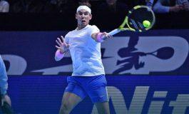 Kalah di Laga Perdana ATP Finals 2019, Nadal: Penampilan Saya Tak Cukup Baik