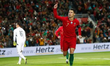 Cristiano Ronaldo, 12 Gol Lagi Menuju Top Skor Dunia