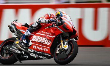 Ducati Ingin Desmosedici Lebih Lihai Berbelok pada Musim Depan