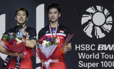 Rekor Marcus/Kevin Ganda Putra No.1 Rangking Dunia BWF Terlama
