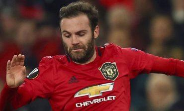Akhiri Paceklik Gol, Juan Mata Girang Bukan Kepalang