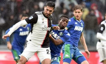 Hasil Pertandingan Juventus vs Sassuolo: Skor 2-2