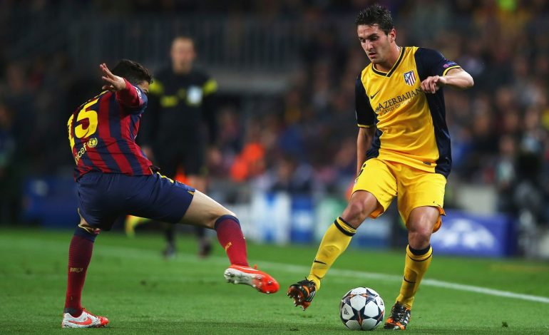 Kapten Atletico Menanggapi Kemungkinan Griezmann yang Akan Dicemooh Fans